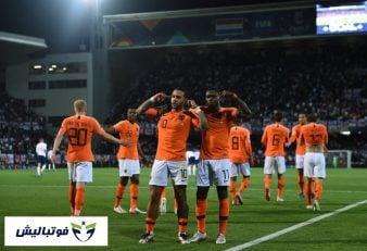 خلاصه بازی هلند 3 - انگلیس 1 ؛ نیمه نهایی لیگ ملت های اروپا