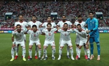 علیرضا بیرانوند تیم ملی فوتبال