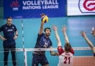 خلاصه بازی ایران 3 - لهستان 2 ؛ لیگ ملت های والیبال 2019