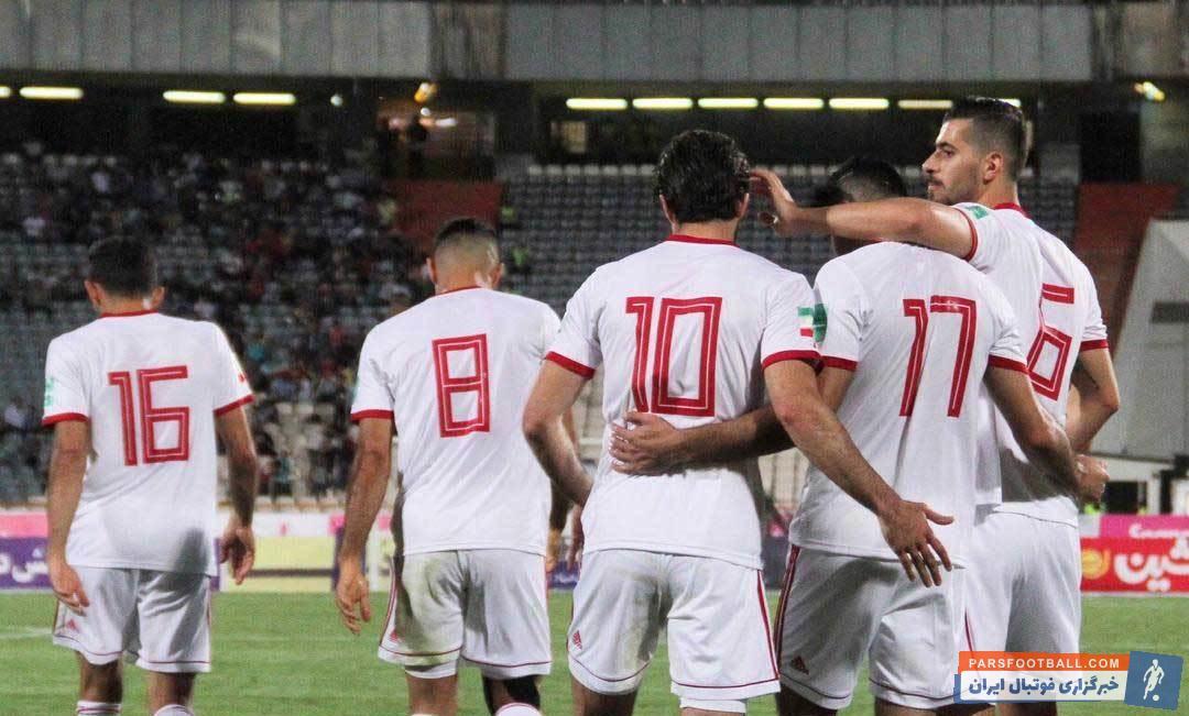 ویلموتس تیم ملی فوتبال ایران
