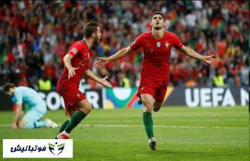 خلاصه بازی پرتغال 1 - هلند 0 ؛ فینال لیگ ملت های اروپا