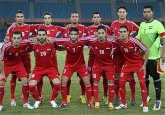 تیم ملی سوریه تیم ملی فوتبال سوریه