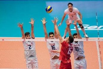 خلاصه بازی ایران 3-1 پرتغال ؛ لیگ ملتهای والیبال 2019
