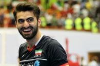 غفور ؛ تصویری از دوره نوجوانی امیر غفور والیبالیست تیم ملی ؛ خبرگزاری پارس فوتبال