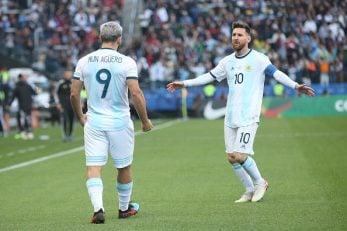 آرژانتین ؛ خلاصه بازی آرژانتین 2-1 شیلی رده بندی کوپا آمه ریکا 2019