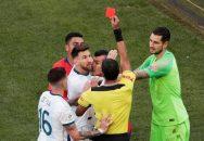 کنمبول بعد از صحبت های مسی در بیانیه ای، صحبت های مسی را بی احترامی به رقابت های کوپا آمهریکا و همه بازیکنانی که در آن شرکت کردند، توصیف کرده بود.