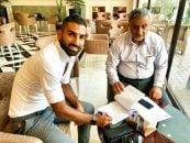 صادق بارانی بازیکن سابق سایپا و پیکان تهران با مسئولان باشگاه به توافق رسیده است بوشهر البته بجز خرید صادق بارانی و سلمان بحرانی چهار خروجی داشته است.