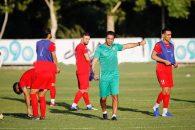 سومین روز از دور دوم تمرینات تیم ملی امید با فرهاد مجیدی یک روز بعد از بازی دوستانه با نفت مسجدسلیمان در آکادمی تیم های ملی برگزار شد.