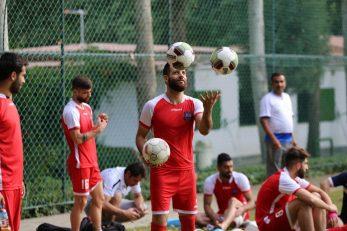 محمد عباس زاده بعد از یک فصل کابوس وار حالا در تمرینات پیش فصل این تیم حضور دارد محمد عباس زاده با رسیدن به دوران آمادگی فرصت دارد که فصل موفقی را رقم بزند.