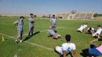 استقلال خوزستان با هدایت مجید باقری نیا در شهرکرد اردو زده استقلال خوزستان صبح آخرین تمرین خود را در این شهر انجام دادند تا به اردوی خود پایان دهند.