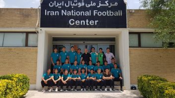 محمد خاکپور تیم ملی نوجوانان ایران