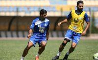 فرشید باقری و مسعود ریگی دو هافبک دفاعی استقلال هستند که قرار است از فردا علی کریمی هم که روز گذشته قراردادش را با این تیم تمدید کرده به جمع آنها اضافه شود.