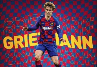 گریزمان ؛ گل ها و مهارت های آنتوان گریزمان خرید جدید باشگاه فوتبال بارسلونا