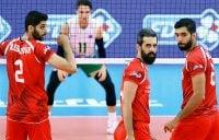 والیبال ؛ ادعای دولت آمریکا از رویه عادی ورود ملی پوشان ایران به آمریکا