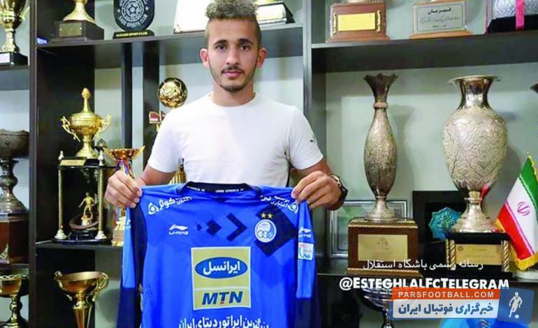 پرونده محمد بلبلی بازیکن جدید استقلال در کمیته تعیین وضعیت