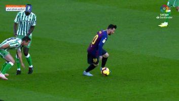 بارسلونا ؛ برترین تکنیک های بازیکنان بارسلونا در لالیگا فصل 2018/2019