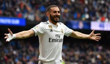 برترین لحظات کریم بنزما در باشگاه رئال مادرید فصل 2018/2019