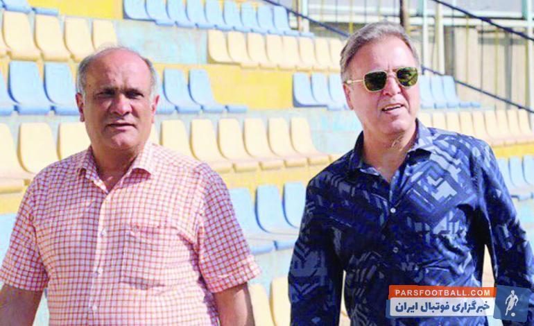 استقلال ؛ جواد زرینچه : اطمینان میدهم حال باشگاه استقلال خوب است