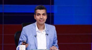 فردوسی پور ؛ تصاویری از عادل فردوسی پور در مطب دکتر در ولیعصر