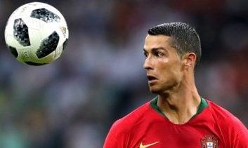 رونالدو ؛ گل های کریستیانو رونالدو از روی ضربه ایستگاهی در یک بازی