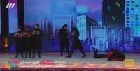 عصر جدید ؛ اجرای جدید دختران نینجا در برنامه عصر جدید یکشنبه 9 تیر 1398