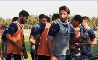 سیاوش یزدانی : آرزوی دعوت به تیم ملی را داشتم و خیلی خوشحالم که در تیم ملی حضور دارم
