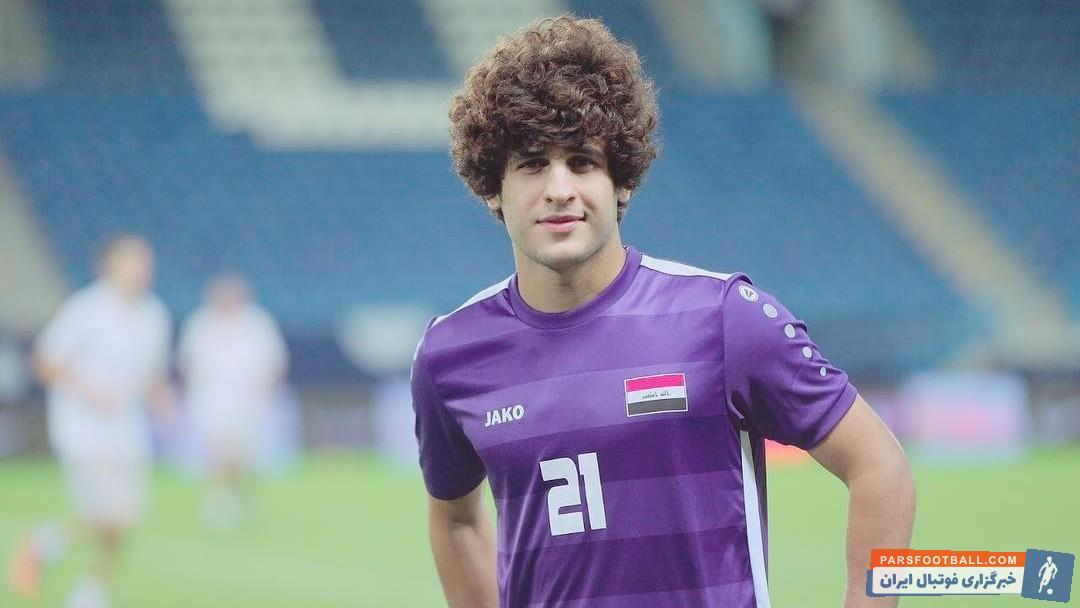 صفا هادی عراقی در آستانه انتقال به باشگاه فوتبال استقلال تهران قرار دارد