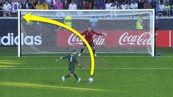 دروازه بان ؛ خراب کردن پنالتی از سوی دروازه بان ها در فوتبال جهان