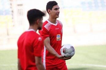 محمد نادری پرسپولیس