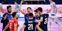 والیبال جوانان جهان؛ تیم ملی والیبال جوانان ایران 3 - تیم ملی والیبال جوانان برزیل 0