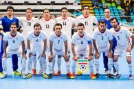 فوتسال ؛ اعلام لیست جدید تیم ملی فوتسال برای اردوی چهارم ؛ خبرگزاری پارس فوتبال