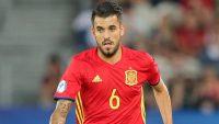 مهارت های چشمگیر دنی سبایوس در تیم ملی اسپانیا