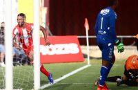 مهرداد محمدی در بازیهای تدارکاتی آوس موفق به گلزنی شده بود مهرداد محمدی در نخستین بازی فصل نیز یک گل زیبا به ثمر رساند و بهترین بازیکن زمین شد.
