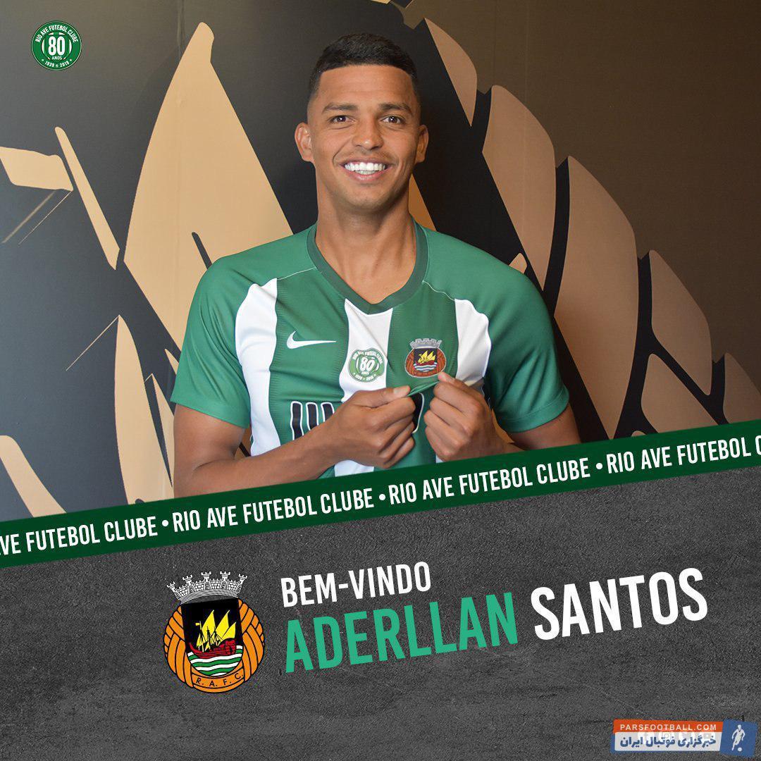 ریوآوه اعلام کرد که آدرلان سانتوس را با عقد قرارداد به عضویت خود درآورد آدرلان سانتوس سابقه بازی در تیم های والنسیا، براگا، ویتوریا  را نیز دارد.