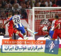 خلاصه بازی بایرن مونیخ 2-2 هرتابرلین بوندس لیگا 2019/2020