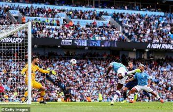 منچسترسیتی ؛ خلاصه بازی منچسترسیتی 2-2 تاتنهام لیگ برتر انگلیس