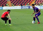 روز گذشته تیم های سومقاییت و قابالا در چارچوب هفته اول لیگ آذربایجان به مصاف هم رفتند که در این بازی مهدی شریفی نیز در ترکیب اصلی قرار داشت.