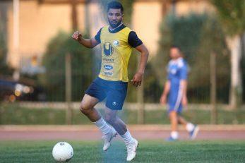 فرشید اسماعیلی بازیکنی است که در دقیقه 13 بازی با ماشین سازی در هفته اول لیگ برتر مصدوم شد و در دقیقه 66 بازی جای خود را به شیخ دیاباته داد.