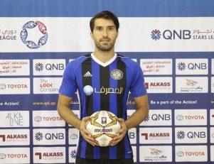 رامین رضاییان و کریم انصاری فرد به عنوان بازیکنان خارجی در معارفه تیم ها که از سوی سازمان لیگ ستارگان قطر برگزار شده بود، حاضر شدند.