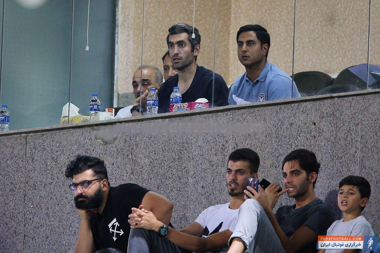مجتبی جباری به خاطر اتفاق هایی که دو فصل پیش برایش رخ داد و به خاطر اختلاف با رضا افتخاری مدیرعامل سابق استقلال از فوتبال خداحافظی کرد.