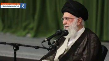 والیبال ؛ رهبر معظم انقلاب اسلامی : در بچگی وسط کوچه نخ میبستیم و والیبال بازی میکردیم