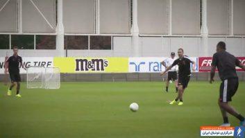 یوونتوس ؛ تمرین یوونتوس قبل از دیدار برابر ناپولی در سری آ 2019/2020