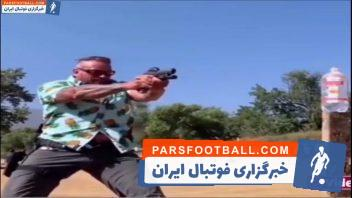 چالش درب بطری ؛ جذاب ترین ویدئو های چالش درب بطری ؛ خبرگزاری پارس فوتبال