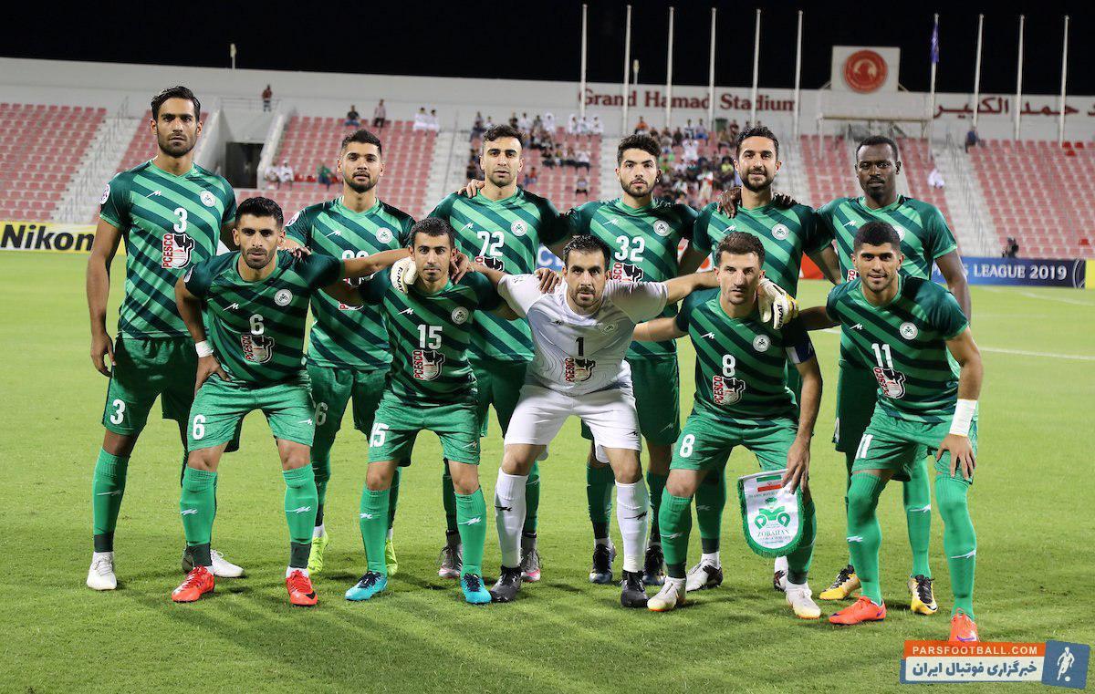 ذوبآهن ؛ حذف تیم ذوبآهن از رقابت های لیگ قهرمانان آسیا 2019