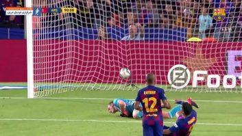 بارسلونا ؛ همه گل های بازیکنان باشگاه فوتبال بارسلونا اسپانیا در دیدار های دوستانه پیش فصل