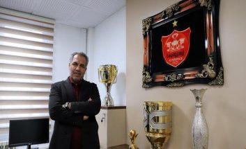 پرسپولیس ؛ ایرج عرب :یک بار استعفا دادم که مربوط به دو ماه پیش است