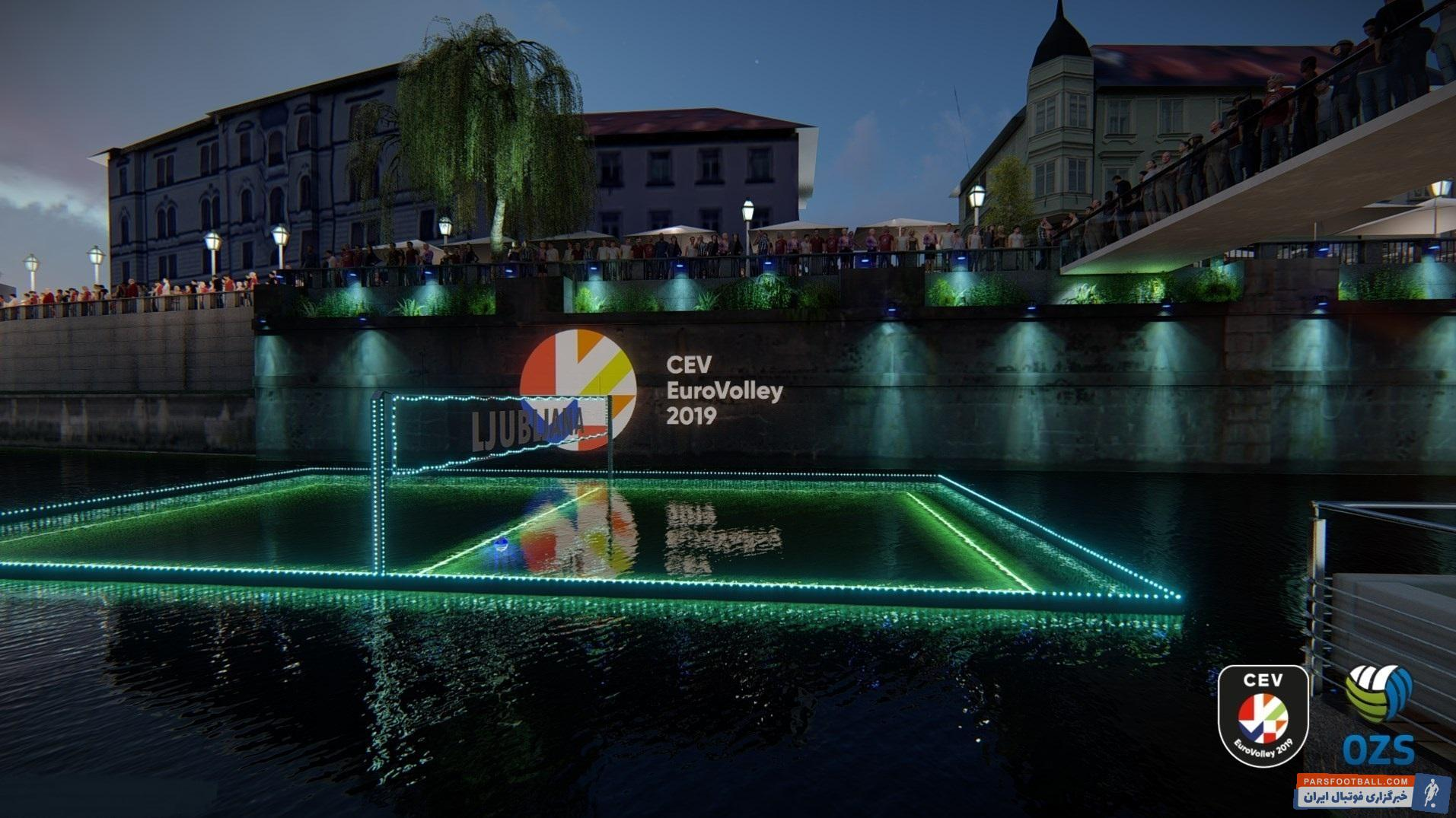 شهر «لیوبلیانا» میزبان یورو والی ۲۰۱۹ خواهد بود و این در حالی است که مسئولان ورزش و والیبال اسلوونی در تدارک یک رویداد خاص و بینظیر برای والیبال هستند.