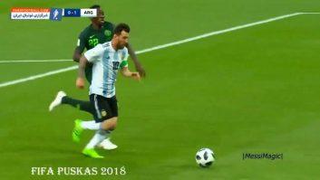 مسی ؛ برترین گل های لیونل مسی فوق ستاره آرژانتینی باشگاه بارسلونا