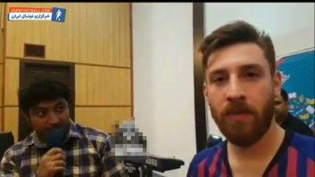 مسی ؛ رونمایی از بدل ایرانی جدید لیونل مسی فوق ستاره باشگاه بارسلونا