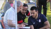 تراکتور به دنبال بازی هجومی در دیدار برابر پرسپولیس ؛ خبرگزاری پارس فوتبال